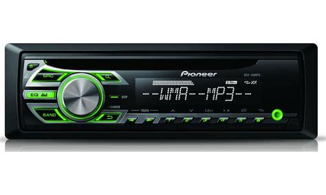 Pioneer Deh 150mpg Car Cd Rds Stereo Radio Wma Mp3