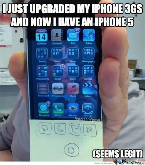 Iphone 5 Meme - iphone 5 by blackmoon meme center
