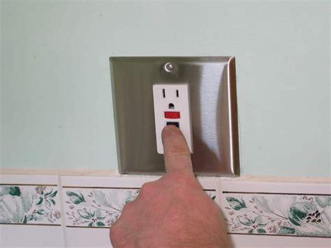 wiring  bathroom gfci  book electrical