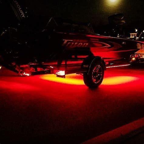 bass boat led light kit 61 best images about bass boat led lighting on pinterest