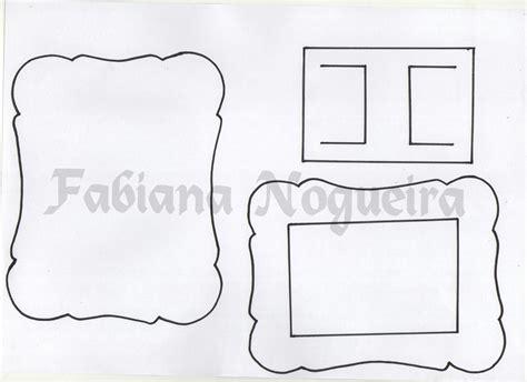 moldes d porta retrato echo d papel festa f 225 cil e econ 244 mica diy porta retrato de eva frozen