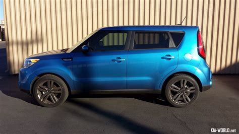 2015 Kia Soul Blue Cool Pics Of The Caribbean Blue Kia Soul Owner Thoughts