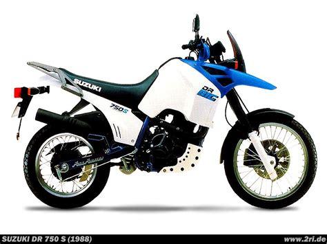Dr Suzuki by Suzuki Dr 750 S 1988 2ri De