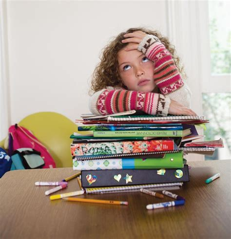 how much is a bed is too much homework bad for kids parenting
