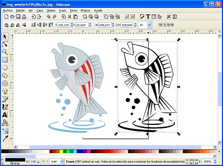 Id Card Template Inkscape by Dessin Peinture 2d