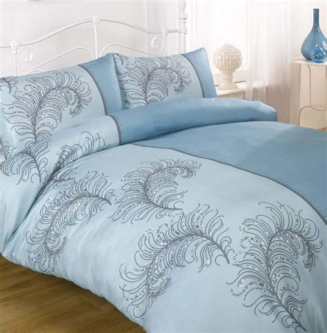 best blue color bed sheets homescorner