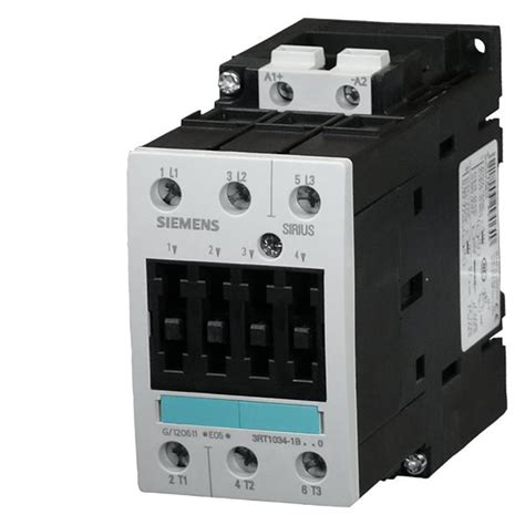 siemens contactor 3rt1034 1bb40 siemens 3rt1034 1bb40