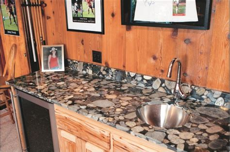 Rock Countertop by Salvia Register Guard Home And Garden