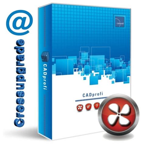 cadprofi hvac piping network license crossupgrade from