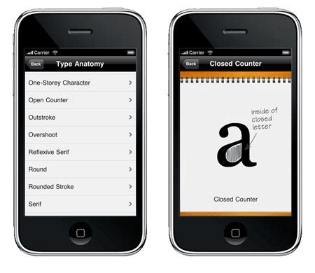 typography apps iphone 11 essential iphone apps for designers designer daily graphic and web design