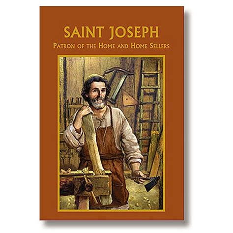 joseph home seller prayer book catholic gifts