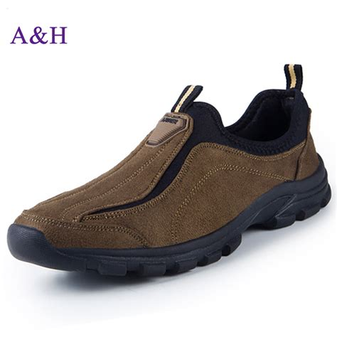 new fashion outdoor shoes high quality suede shoes