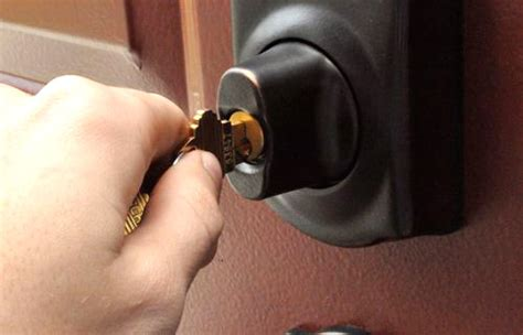 Change Front Door Lock How To Change Your S Front Door Lock And Deadbolt Primer