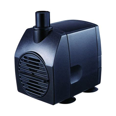 small submersible water pump fountain backyard design ideas