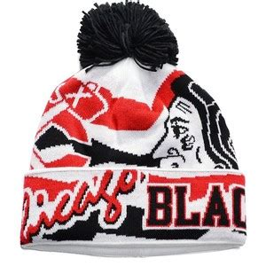 chicago blackhawks stadium series knit hat chicago blackhawks reebok stadium series cuffed knit hat