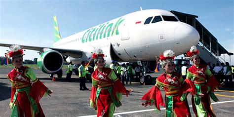 citilink halim malang citilink becomes first scheduled carrier at jakarta halim