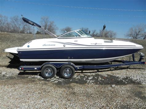 boats for sale in sd hurricane 217 sd boats for sale in andover kansas