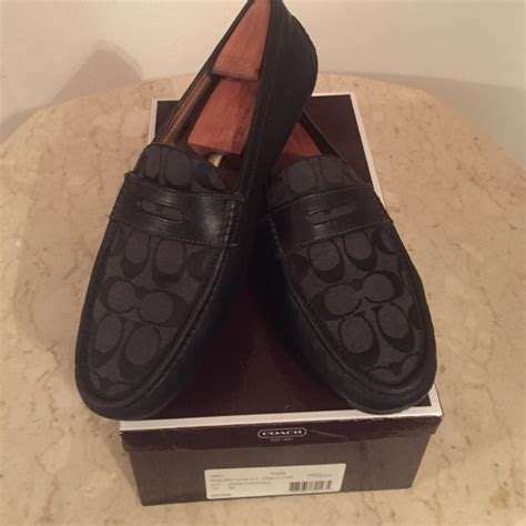 mens coach slippers mens coach slippers 28 images s coach loafers shoes