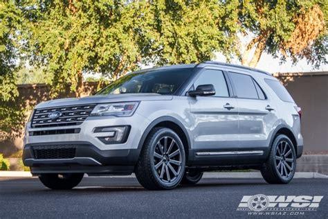 2000 ford explorer tire size ford explorer custom wheels gianelle santoneo 20x et