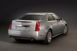2012 Cadillac Cts 2012 Cadillac Cts Sedan Photo Gallery Autoblog
