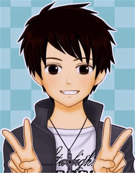 my style of anime boy by anime on deviantart