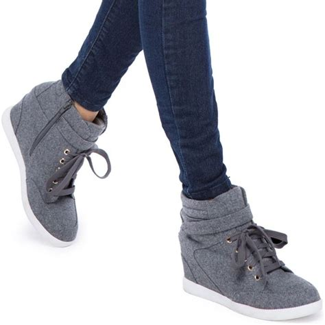 25 best ideas about wedge sneakers on nike