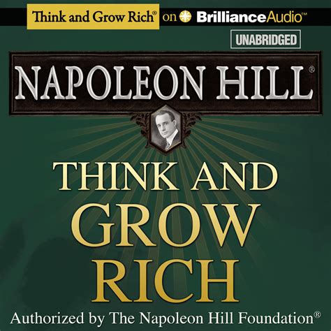 think and grow rich resume hear think and grow rich audiobook by napoleon hill read workshop