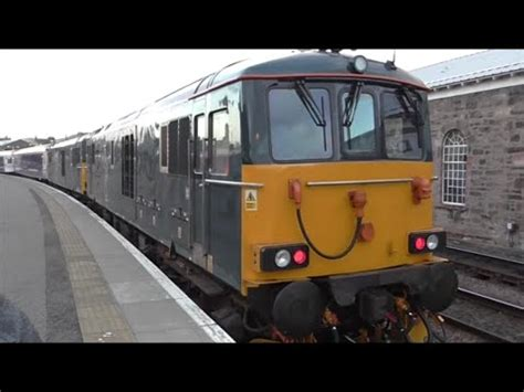 Caledonian Sleeper Stops by Caledonian Sleeper Inverness To Euston 21 04 16