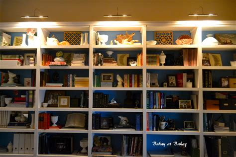 home at 2102 bookshelves upgrade