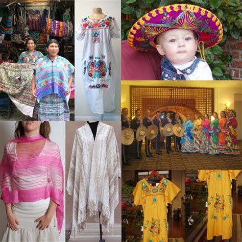 fashion style magazine mexican traditional clothes