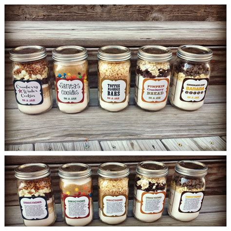 life on maple grove 5 diy holiday baked gifts in a jar