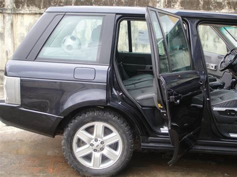 land rover vogue 2005 2005 range rover vogue full options for sale autos