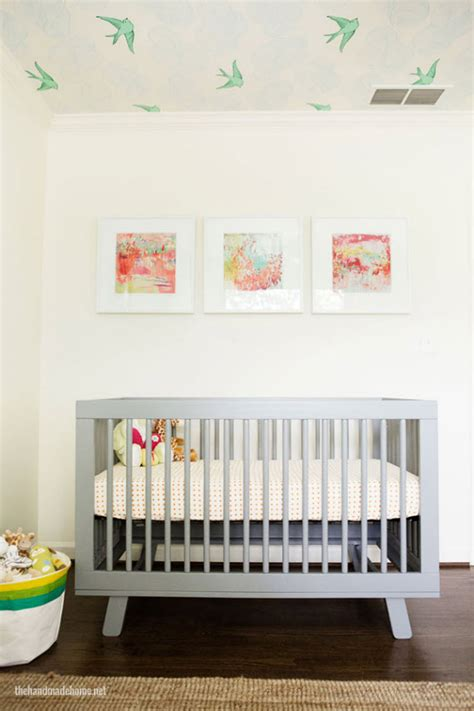 modern nursery design get the look simplified bee
