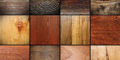 types  wood  woodworking
