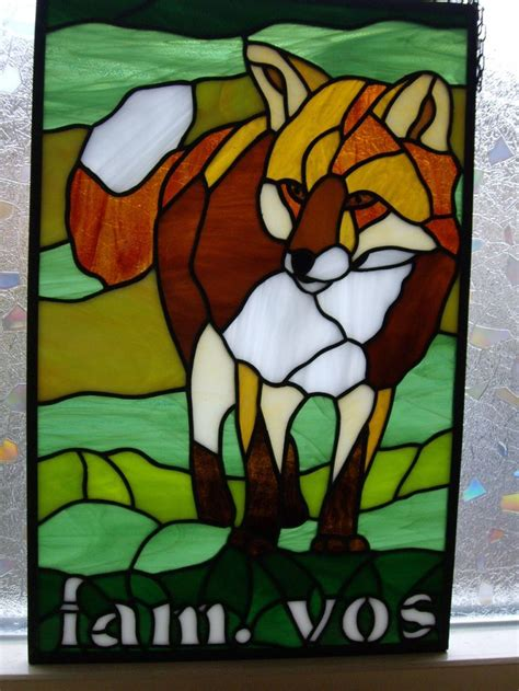 stained glass animal ls 344 best stained glass animaux images on pinterest