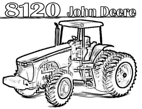 coloring pages john deere tractors coloring pages tractors john deere fitfru style john