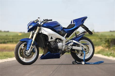 Yamaha Motorrad Umbauten by Umgebautes Motorrad Yamaha Yzf R1 Von Motorrad Bogoly Kg