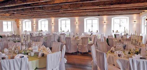 hochzeitslocation dekorieren festsaal gasthaus munding in krumbach umgebung