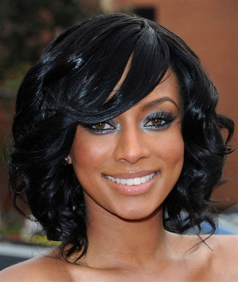 black hairstyles curly bob 16 charming black bob hairstyles for 2017 pretty designs