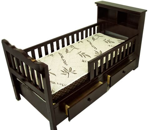 Junior Bed Frame Junior Solid Wood Bed Frame With Mattress