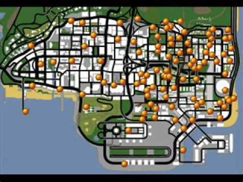 GTA San Andreas Tags Guide   YouTube