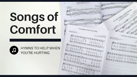 Hymns Of Comfort by Songs Of Comfort Hymns To Help When You Re Hurting Cph