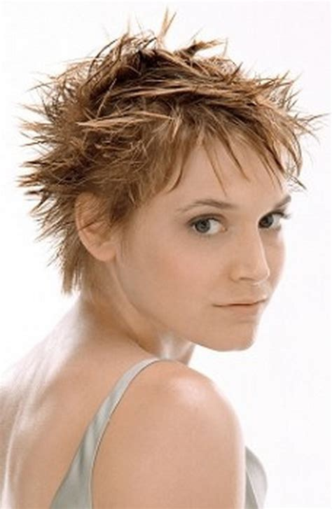 very short spikey hairstyles for women short spikey hairstyles beautiful hairstyles
