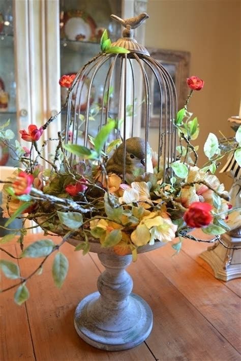 Decorating A Birdcage For A Home by Birdcage Table Centerpiece 27 Alternative Uses For Bird