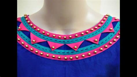 boat neck design video rajasthani look boat neck design cutting and stitching