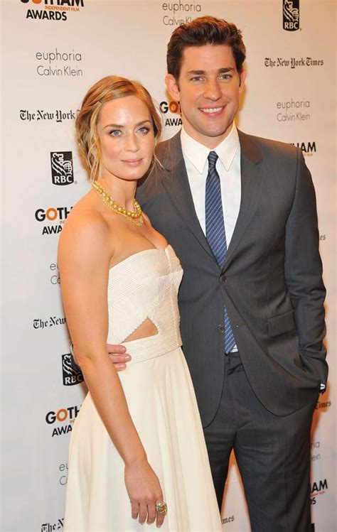 Emily Blunt & John Krasinski: The Photos You Need to See