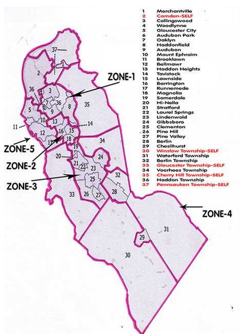 Camden County Records Camden County Maps My