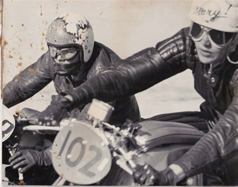 mary mcgee motorcycle racer women who ride the ledgendary mary mcgee vc london