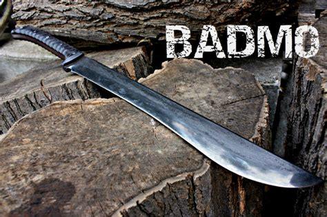 Handmade Machetes - custom sheaths for fof machetes swords axes kukris