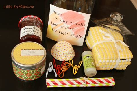 Gift For Housewarming | housewarming gift in a jar littlelifeofmine com